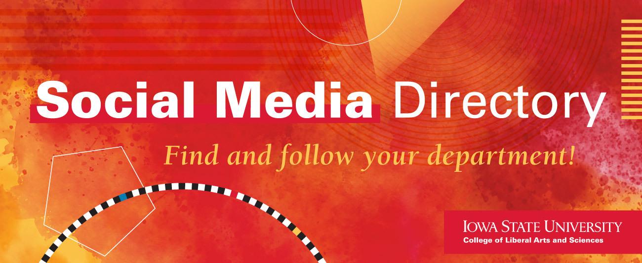 Social Media Directory Banner